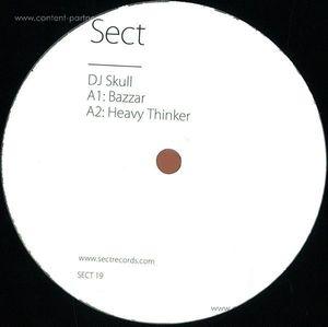 Dj Skull - The Heavy Thinker Ep