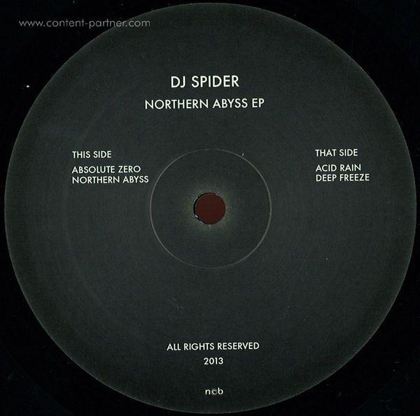 Dj Spider - Northern Abyss Ep
