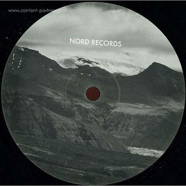 Dj Spider - Northern Abyss Ep (Back)