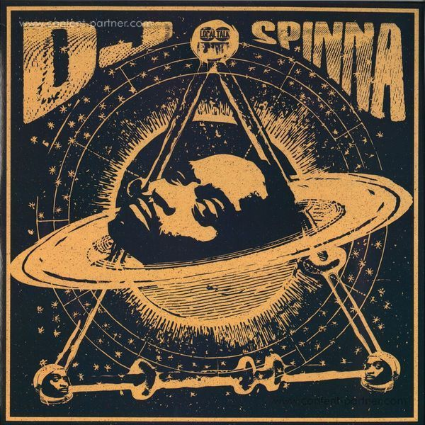 Dj Spinna - Tb Or Not Tb / Cosmocrank