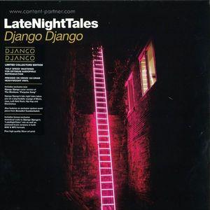 Django Django / V.A. - Late Night Tales