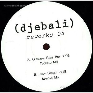 Djebali - Reworks #4 Mandar & Tucillo Remixes