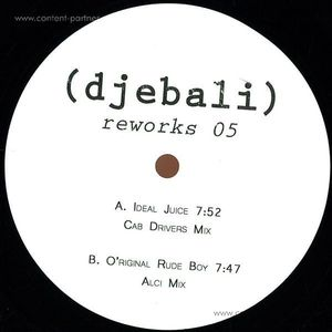 Djebali - Reworks #5 (Cab Driver & Alci Rmx)