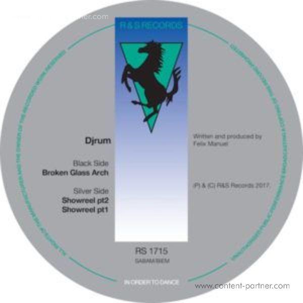 Djrum - Broken Glass Arch