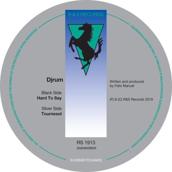 Djrum - Hard To Say / Tournesol
