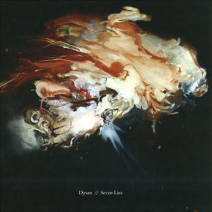 Djrum - Seven Lies (3x12'' Clear / red vinyl Edition )