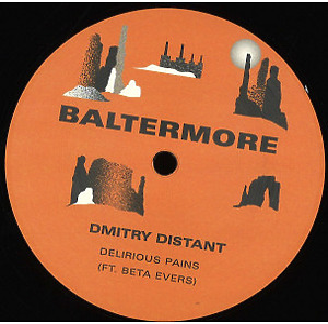 Dmitry Distant ft. Beta Evers - Delirious Pains (Cestrian Remix)