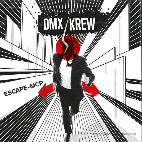 Dmx Krew - Escape - Mcp (Back)
