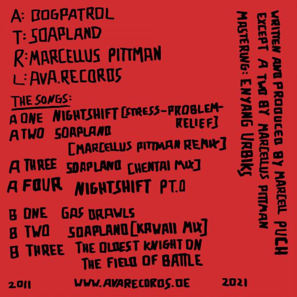 Dogpatrol - Soapland
