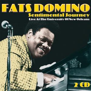 Domino,Fats - Sentimental Journey-Live At The Universi