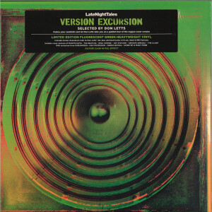 Don Letts - Late Night Tales Presents Version Excursion