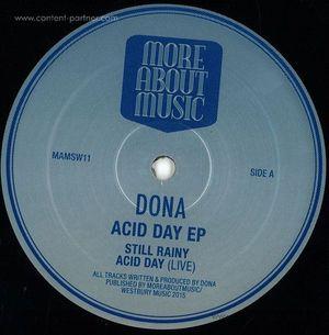 Dona - Acid Day EP