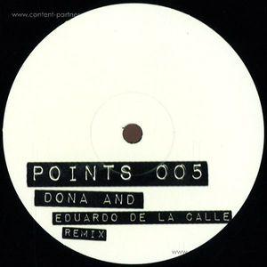 Dona - In My Bed EP (Eduardo de La Calle Rmx)