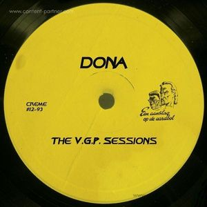 Dona - The V.g.p. Sessions