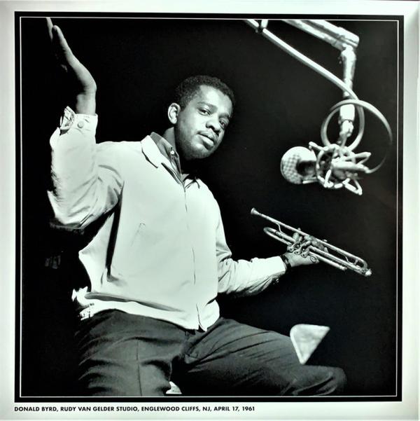 Donald Byrd - Chant (Tone Poet Vinyl) (Back)