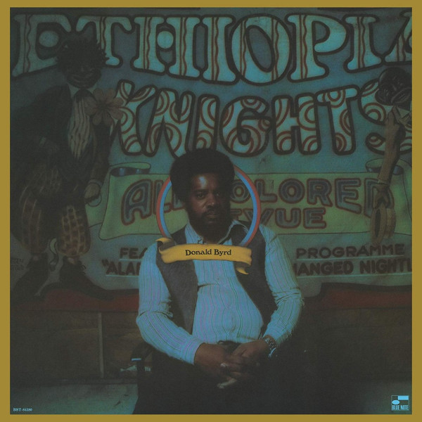 Donald Byrd - Ethiopian Knights (Blue Note 80 Series LP)