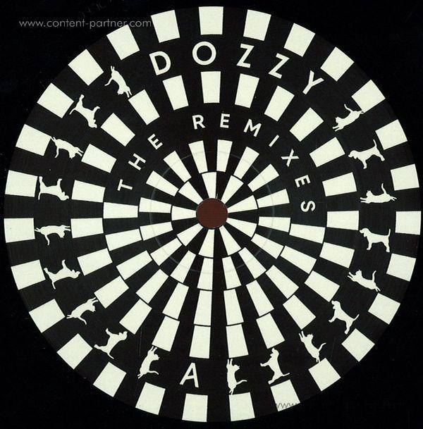 Donato Dozzy - Cassandra Remixes