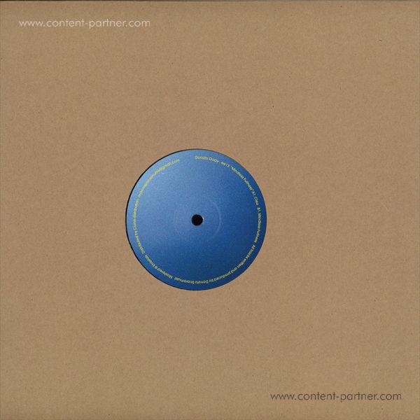 Donato Dozzy - Mindless Fullness (Back)