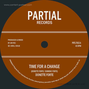 Donette Forte - Time For a Change