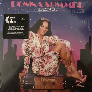 Donna Summer - On The Radio: Greatest Hits Vol. 1&2 (Pink 2LP)