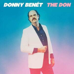 Donny Benét - THE DON (White vinyl)