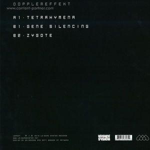 Dopplereffekt - Tetrahymena EP