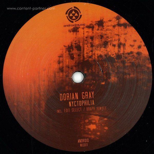 Dorian Gray - Nyctophilia EP