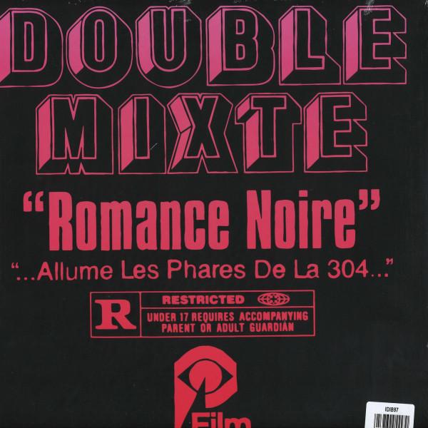 Double Mixte - Romance Noire (Ivory Vinyl) (Back)