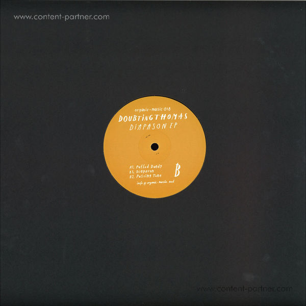 Doubtingthomas - Diapson EP (Back)