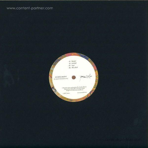 Doubtingthomas - The Modern Sound Of Yesterday (Back)