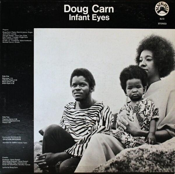 Doug Carn - Infant Eyes (Reissue)