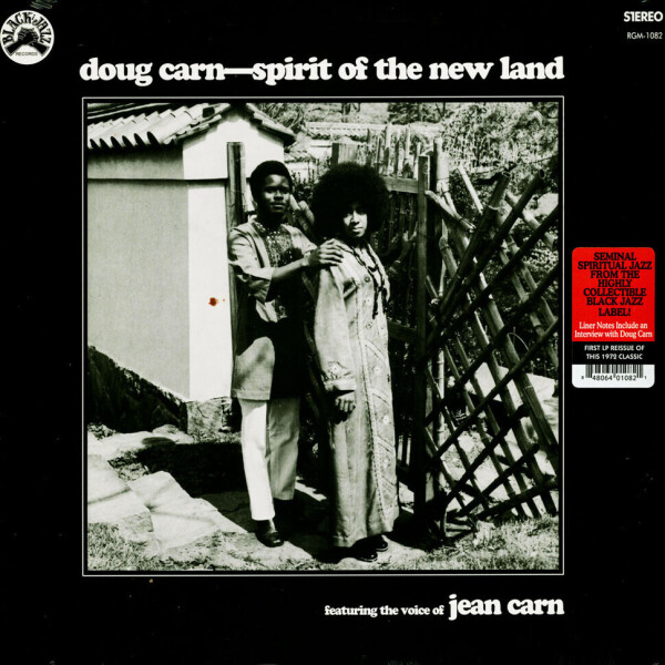 Doug Carn - Spirit of the New Land (Reissue)