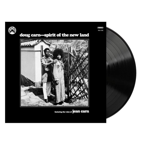 Doug Carn - Spirit of the New Land (Reissue) (Back)