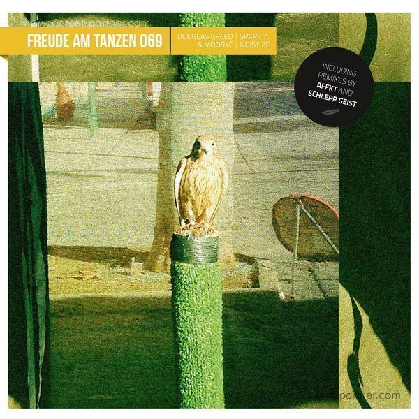 Douglas Greed & Mooryc - Spark / Noisy EP