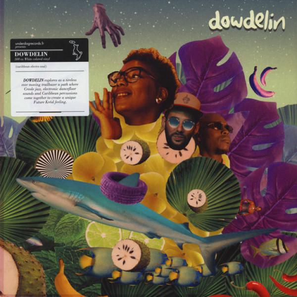 Dowdelin - Carnavaln Odyssey (White Vinyl LP)
