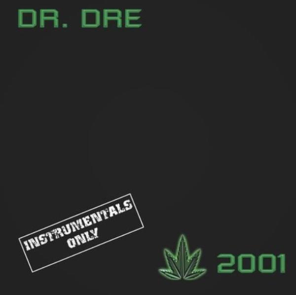 Dr. Dre - 2001 - Instrumental Versions (2LP)