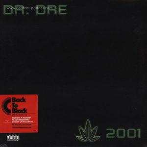 Dr. Dre - 2001 (2LP)