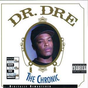 Dr. Dre - The Chronic (2LP Reissue, RM)