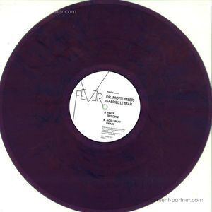 Dr. Motte Meets Gabriel Le Mar - Fever (ltd 180gramm Colored Vinyl & Hol
