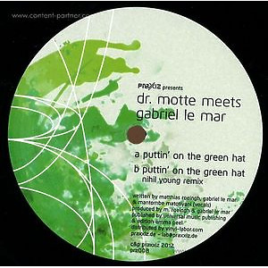 Dr. Motte Meets Gabriel Le Mar - Puttin' On The Green Hat (Nihil Young rm