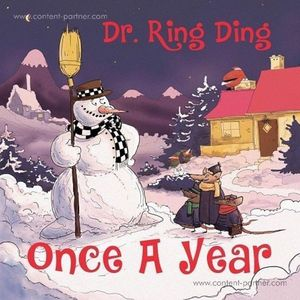 Dr. Ring Ding - Once A Year (Ltd. Ed LP+DL)