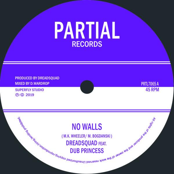 Dreadsquad Feat. Dub Princess - No Walls