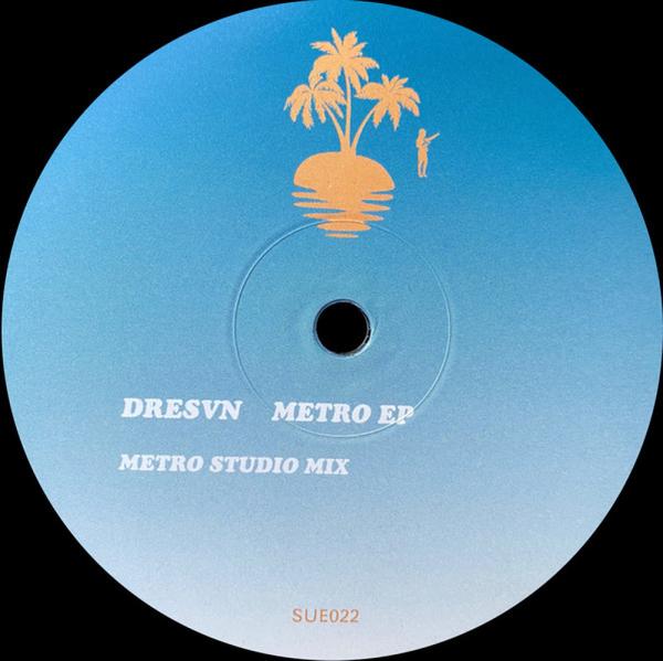 Dresvn - Metro E.p. (Back)