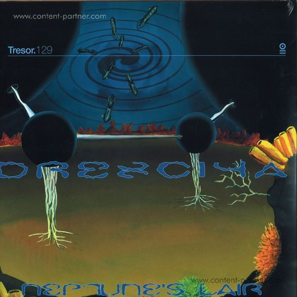 Drexciya - Neptune's Lair (Repressed!)