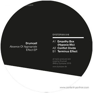 Drumcell - Absence Of Appropriate Effect Ep