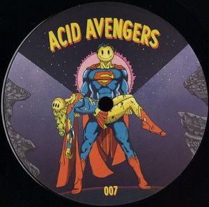 Drvg Cvltvre, Fallbeil - Acid Avengers 007