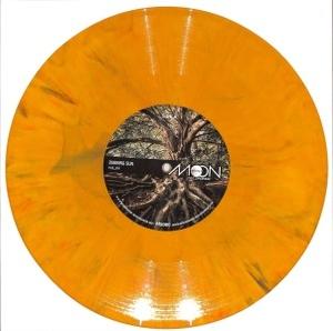 Dubbing Sun - Hail Jah / Evilman [orange marbled vinyl / label s