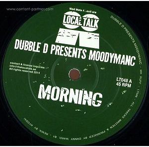 Dubble D pres. Moodymanc - Mr Ruff