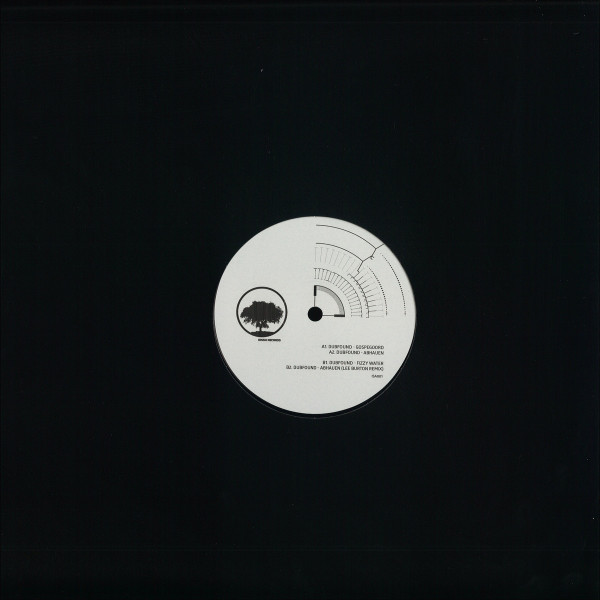 Dubfound - Gospegrood EP (Back)