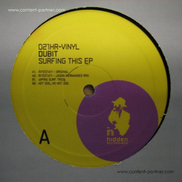 Dubit - Surfing This EP (Jason Fernandez Remix)